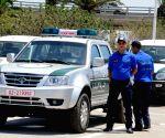 TUNISIA TUNIS ENVIRONMENTAL POLICE DEPARTMENT LAUNCHING
