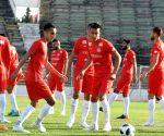 TUNISIA TUNIS WORLD CUP TRAINING