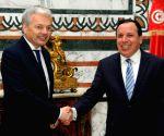 TUNISIA TUNIS BELGIUM DIPLOMACY