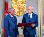 TUNISIA TUNIS NEW GOVERNMENT