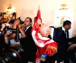 TUNISIA TUNIS PRESIDENTIAL ELECTION KAIS SAIED
