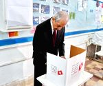 TUNISIA TUNIS PRESIDENTIAL ELECTION VOTING