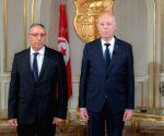 Tunisian Prez appoints new Interior Minister0