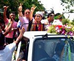 Agatha, Pala emerge victorious in Meghalaya