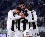 Italy turin soccer serie A juventus Vs Chievo