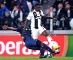 ITALY TURIN SOCCER SERIE A JUVENTUS VS UDINESE
