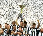 ITALY TURIN SOCCER SERIE A JUVENTUS