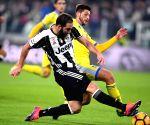 ITALY TURIN SOCCER SERIE A JUVENTUS VS PESCARA