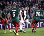 ITALY-TURIN-SOCCER-UEFA CHAMPIONS LEAGUE-JUVENTUS VS LOKOMOTIV MOSCOW
