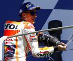 MotoGP: Marquez secures Honda's 300th premier class win