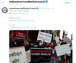 Free Photo: Twitter blanks censors tweet of Ram, temple, but allows Muslim protest tweet