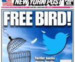 Twitter finally unlocks New York Post account