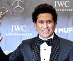 Twitter users hail Tendulkar over Laureus award