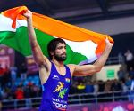 Two young guns from Hry light up India's Oly show at Tokyo