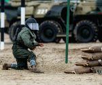 RUSSIA-TYUMEN-INTERNATIONAL ARMY GAMES 2017