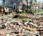 U.S. Baltimore gas explosion