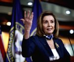 Trump taxes are 'national security' issue: Nancy Pelosi