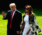 Trump & Melania to spend an hour at Taj