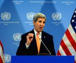 AUSTRIA VIENNA U.S. KERRY IRAN NUCLEAR DEAL IMPLEMENTATION