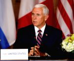 Pence warns against Chinese aggression in Indo-Pacific