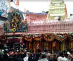 Low-key Bonalu celebrations in Secunderabad sans devotees