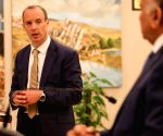 UK Foreign Secy urges 'respect' from EU on N.Ireland