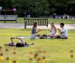UK records hottest day in August in 17 years