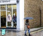 UK retail sales fall despite further easing of curbs