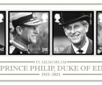 UK's Royal Mail launches stamps in Prince Philip's memory