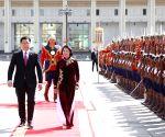 MONGOLIA ULAN BATOR POLITICS VIETNAM VISIT