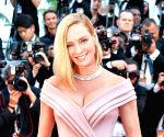 Uma Thurman finds love during lockdown