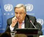 UN chief saddened by oil pipeline explosion in Mexico