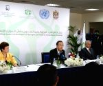 UAE-DUBAI-UN-HUMANITARIAN AID FUNDING GAP