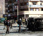 Three suspects held over deadly blasts in Afghanistan's Bamiyan