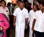 Uneasy calm prevails as Vijayan finalises cabinet