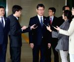 Unification minister visits N. Korean town