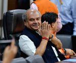 Narendra Singh Tomar's press conference