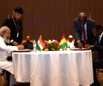 India, Guinea sign bilateral agreements