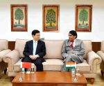 11th meeting of the India-China Joint Group