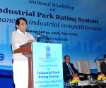 Industrial park rating will boost competitiveness: Prabhu