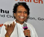 Panel discussion on 'Perspectives on New India' - Suresh Prabhu