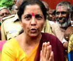 Karnataka assembly polls - Nirmala Sitharaman, Prakash Javadekar