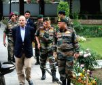 Defence Minister, Army chief review security situation in J&K