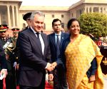 India, Russia discuss defence cooperation