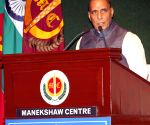 Defence Minister Rajnath inaugurates Annual Day of DAD