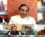 Ramesh Pokhriyal 'Nishank' virtually addresses at the inauguration of 46 online ATAL Faculty Development Programmes