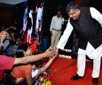 Ravi Shankar Prasad at the launch of India Post Payments Bank