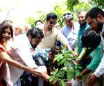 World Environment Day - Prakash Javadekar, Babul Supriyo, Malini Awasthi, Kapil Dev, Randeep Hooda, Jackie Shroff
