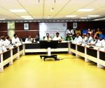 Prakash Javadekar chairs Meeting of the State Forest Ministers