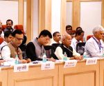 Piyush Goyal chairs the 28th GST Council meeting